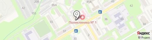Аптекарь на карте Краснокамска
