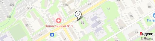 Макс на карте Краснокамска