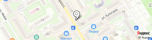 ББК Ваш инструмент на карте Краснокамска