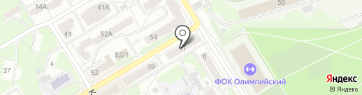 Валери на карте Краснокамска