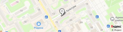 ФриВэй-Тур на карте Краснокамска