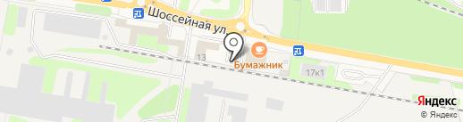 AUTOHOUSE на карте Краснокамска
