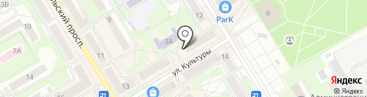 Love story на карте Краснокамска