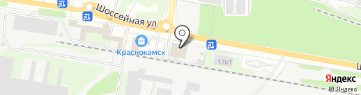 Driverkom на карте Краснокамска