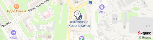 ВелоМотоЦентр на карте Краснокамска