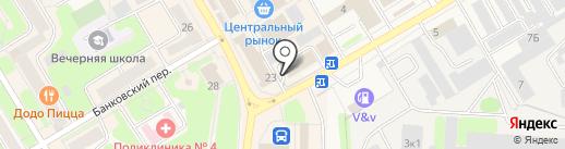 Агентство праздников на карте Краснокамска