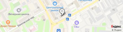 Faberlic на карте Краснокамска