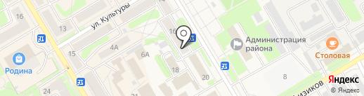 Пермэнергосбыт, ПАО на карте Краснокамска