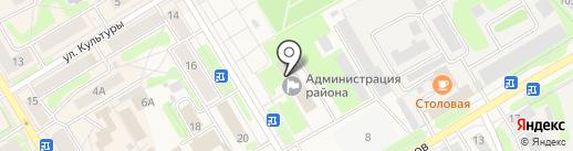 Земское собрание Краснокамского муниципального района на карте Краснокамска