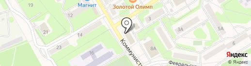Мастерская по ремонту обуви и изготовлению ключей на карте Краснокамска