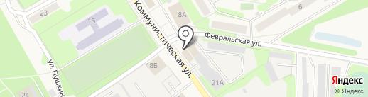 Vikmotors на карте Краснокамска