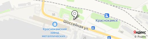 ИНПК на карте Краснокамска