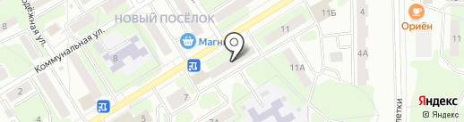 Елена на карте Краснокамска
