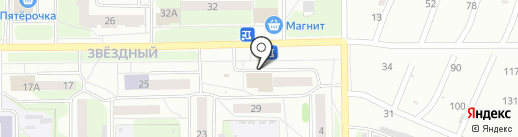 Сумки &... на карте Краснокамска