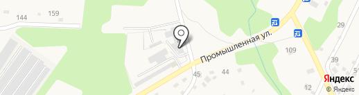 Производственная фирма на карте Краснокамска
