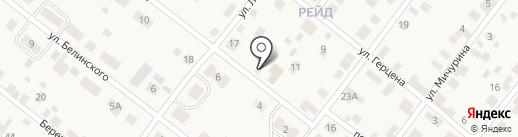 Аленушка на карте Краснокамска