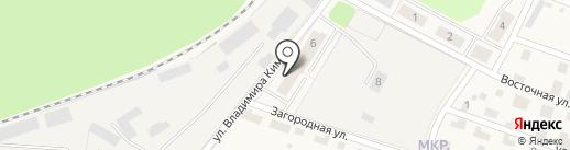 Служба заказа легкового транспорта на карте Краснокамска