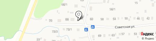 ДОМ на карте Миловки