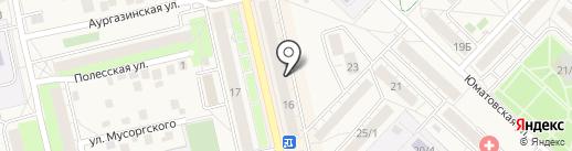 Платежный терминал, Совкомбанк, ПАО на карте Уфы