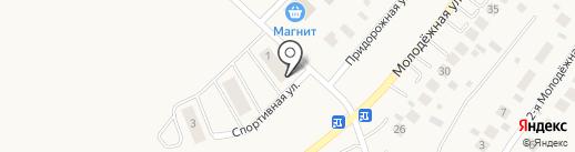 ФОРМАТ на карте Миловки