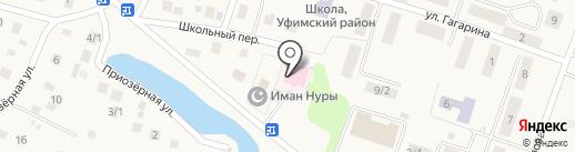 Миловская врачебная амбулатория на карте Миловки