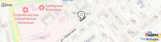 Sunlife на карте Уфы