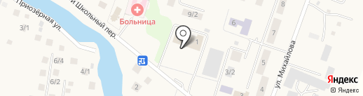Миловский сельский дом культуры на карте Миловки
