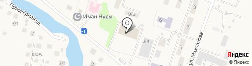 Уфимский районный дом культуры на карте Миловки