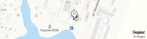 Новое поколение на карте Миловки
