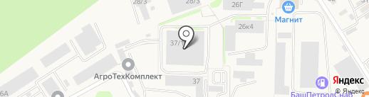 Квант на карте Нижегородки