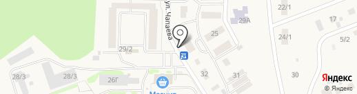 Мясная лавка на карте Нижегородки