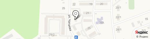 Нижегородская врачебная амбулатория на карте Нижегородки