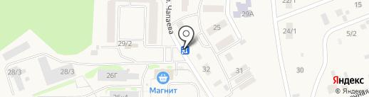 Вкусняшка на карте Нижегородки