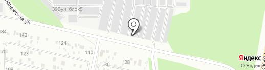 Сильная Техника на карте Перми