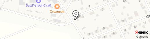 Шарм на карте Нижегородки
