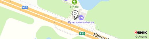 FlyboardUfa на карте Уфы