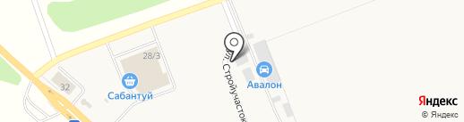 Центр резиновых асбестовых технических изделий на карте Михайловки