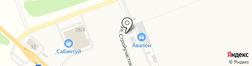 ЦЕНТР РАТИ на карте Михайловки