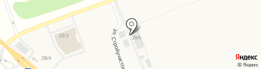 Bus Center на карте Михайловки