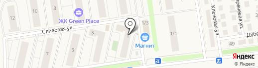 Green Style на карте Михайловки