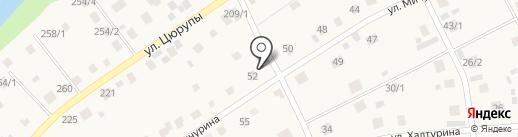 Аниматоров Тортик Шарикович на карте Булгаково