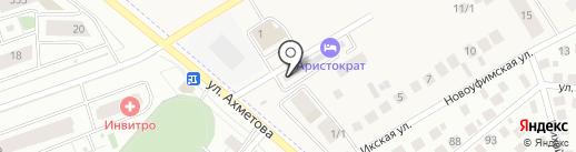 Sushi-Pizza на карте Михайловки