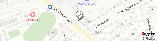 Капиталцентр на карте Михайловки