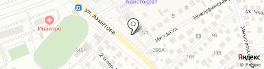 Энергетическая сбытовая компания Башкортостана на карте Михайловки