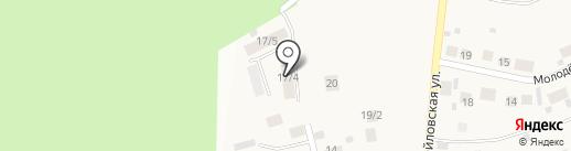 Родничок на карте Михайловки