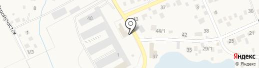 Багет на карте Михайловки