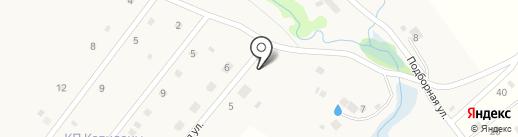 Капидоны.рф на карте Култаево