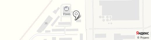 УЗНО на карте Стерлитамака
