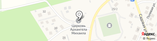 Воскресная школа на карте Михайловки