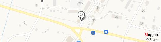 Сирень на карте Петровки